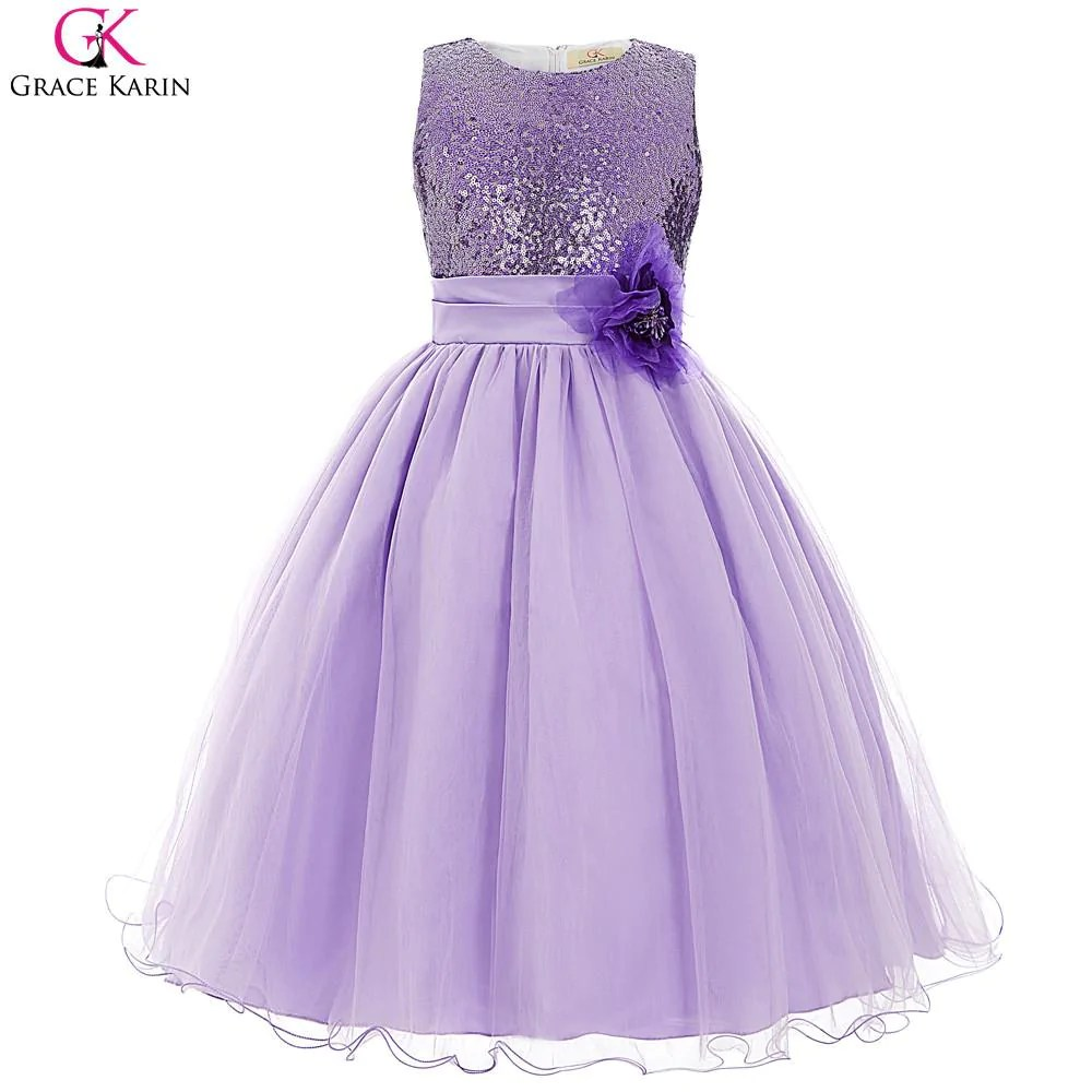 bdb7a1179 Lilac Flower Girl Dresses Casual | Gardening: Flower and Vegetables