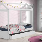 White House Bed By Iq Kids