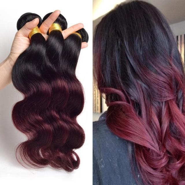 2 tone hair extensions