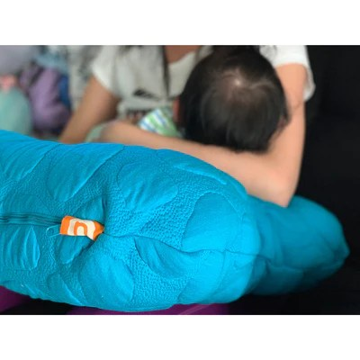 niche organic nursing pillow