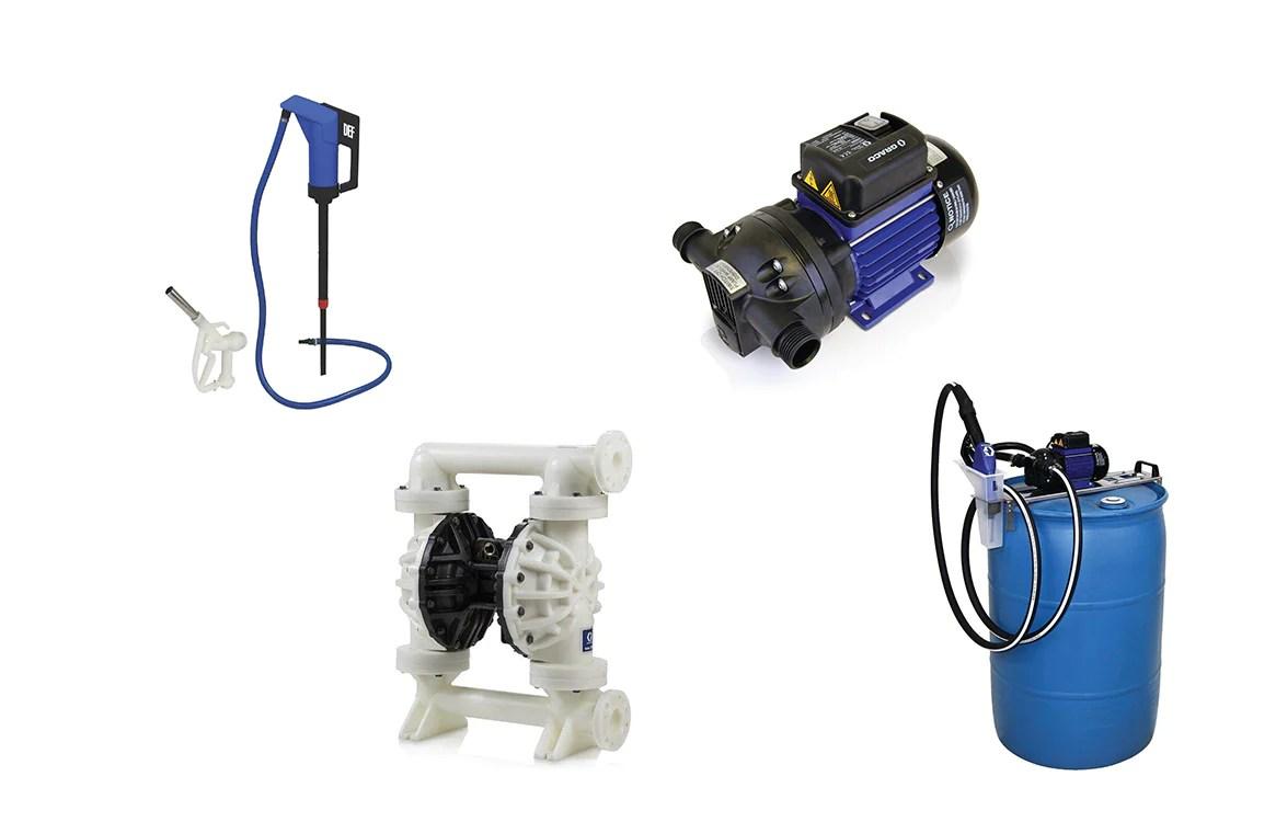 def pumps pumping options
