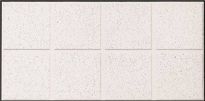 armstrong acoustical ceiling panel 1760c fine fissured second look i h jrm supplies