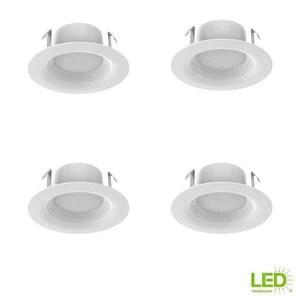 led recessed lights indoor lighting