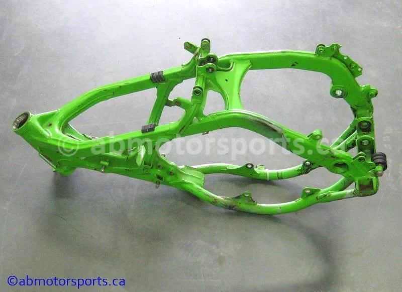 frame kawasaki dirt bike kx 125