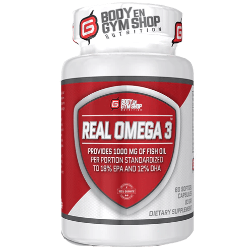 Body & Gym Shop - Real Omega 3