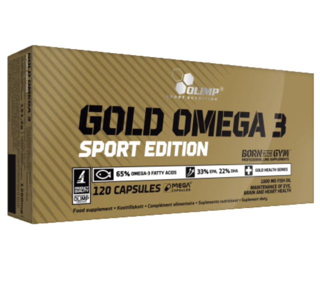 Olimp - Gold Omega 3 Sport Edition