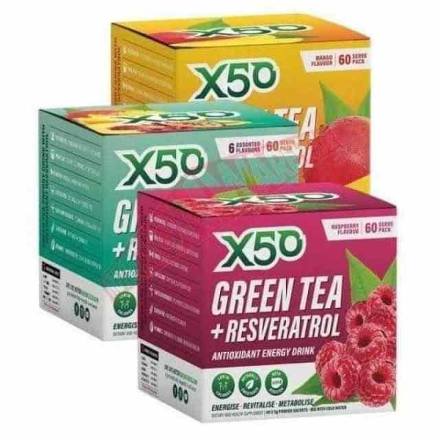 X50 - Green Tea