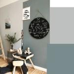 Farbfreude Kinderzimmer In Grun Und Grau Kolorat