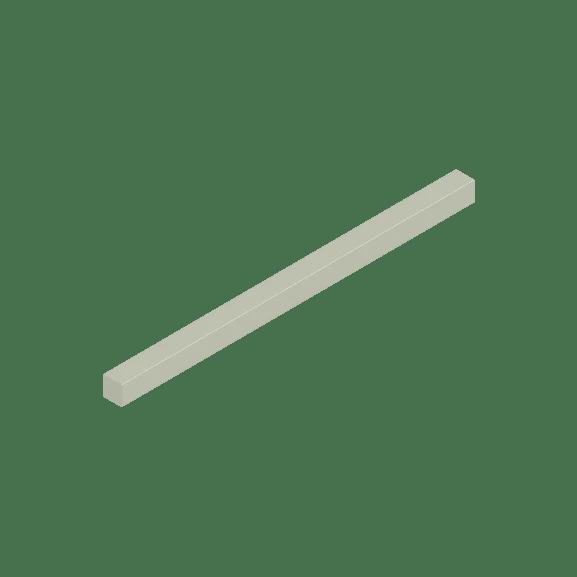 basis ceramic pencil liner trim tile