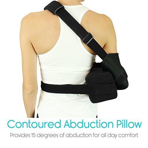 shoulder abduction pillow arm sling
