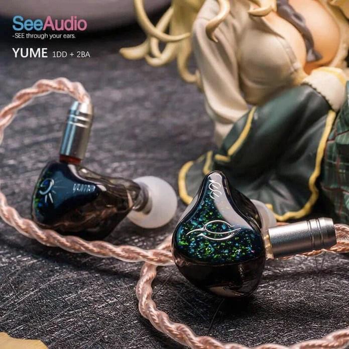 SeeAudio Yume-3