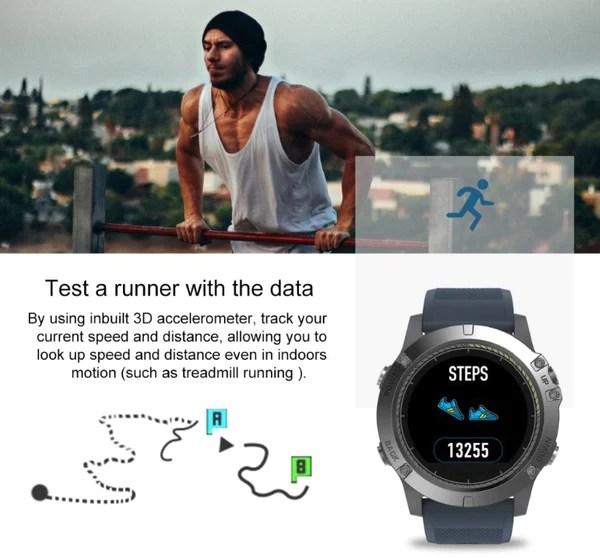 Tactical V3 Hr Smartwatch Adogadgets Com