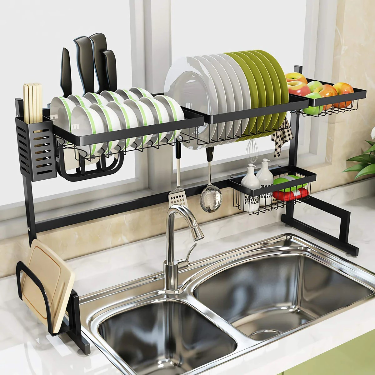 kitchen dish rack kitchen dish rack