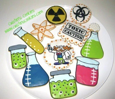 Science Cookie Cutters Set Cheap Cookie Cutters