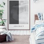 Grafisk Billede Plakat Abstract Beebeeart Plakater