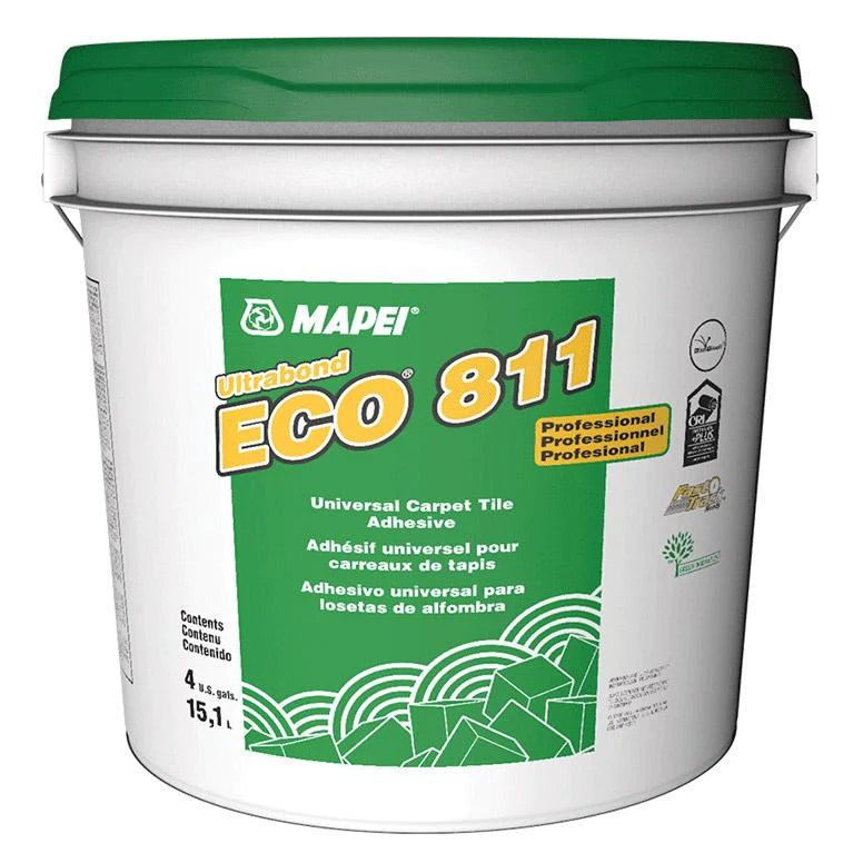 mapei ultrabond eco 811 1 gallon carpet tile adhesive
