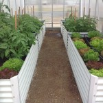 5200 Raised Bed Kit Growfresh Greenhouses