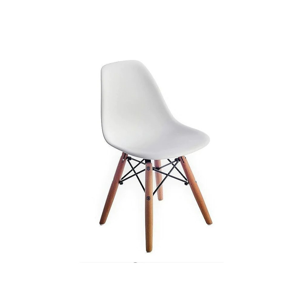 chaise pour enfants eiffel blanc base