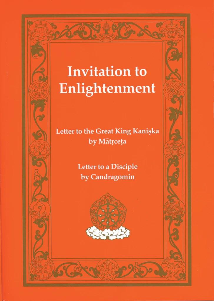 Invitation To Enlightenment Dharma Publishing