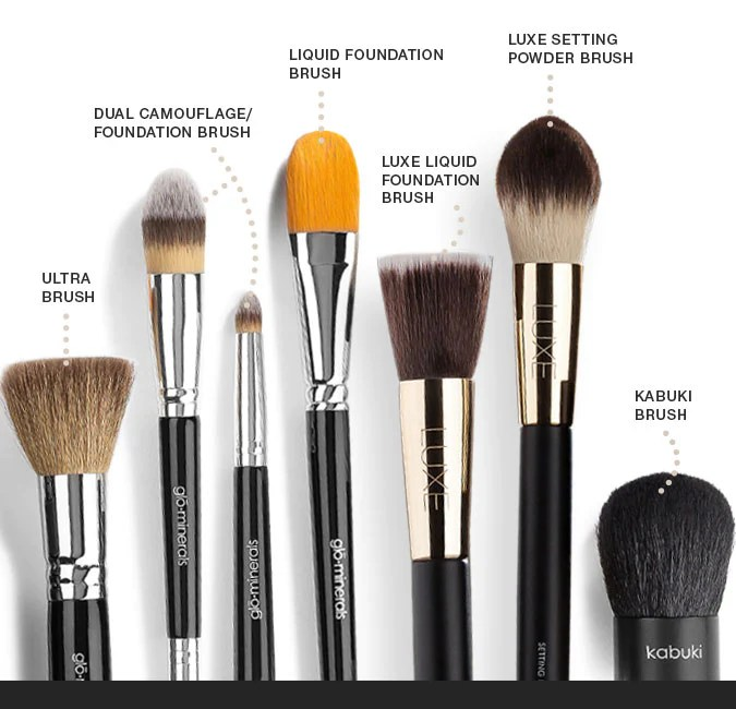 Best Brushes For Mineral Foundation