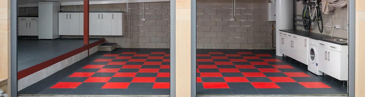 the garage floor tile company