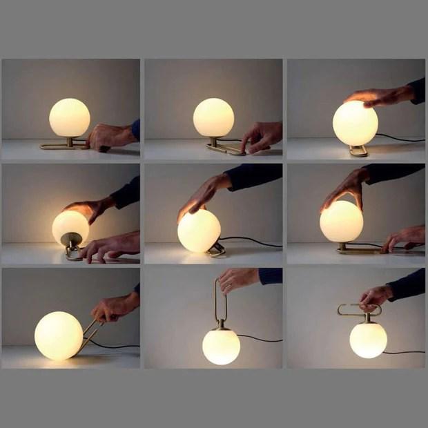 replica artemide nh table light