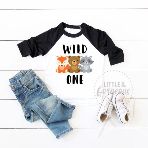 Boys Mr Onederful First Birthday Shirt Little And Gorgeous