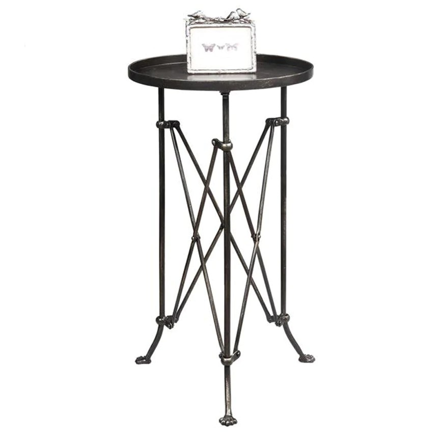 wrought iron tables and table bases