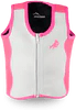 Pink Dolphin Swim Assist Vest