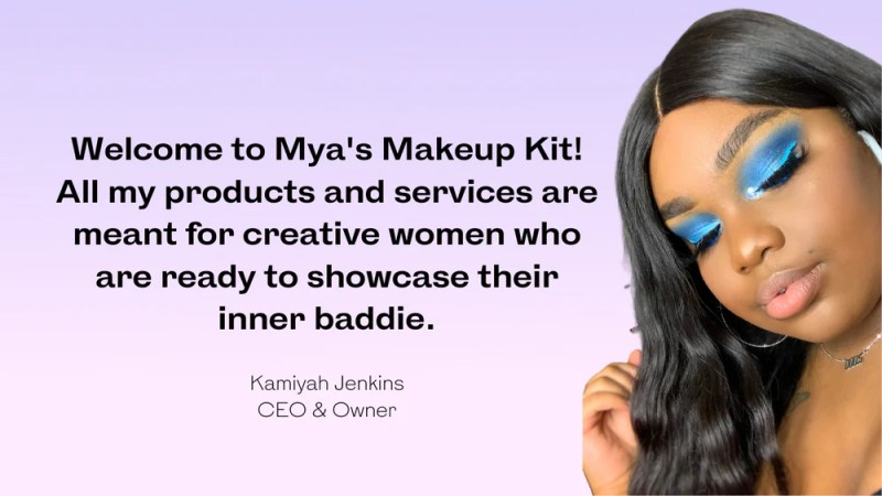 About Me Mya Makeover