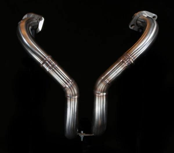 honda cx gl custom exhaust v for victory ex vat
