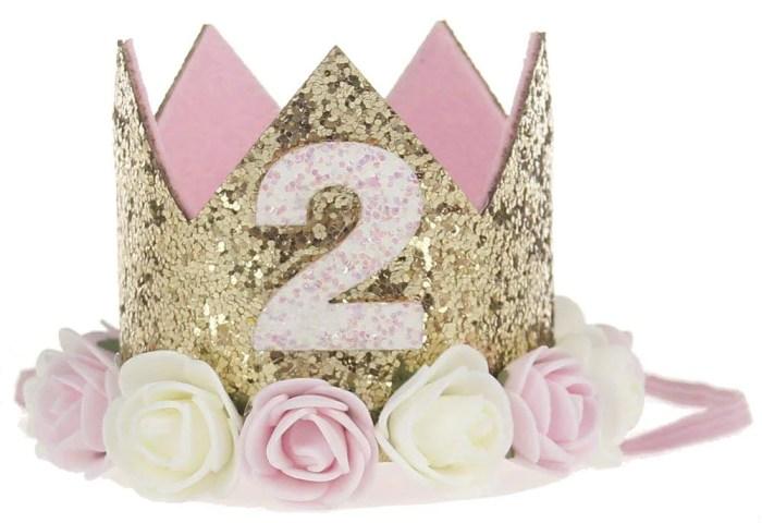 Baby Princess Tiara Crownbaby Girlskids First Birthday Hat