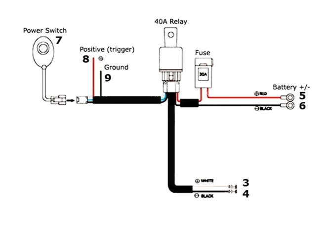 diagram light bar wire diagram full version hd quality wire