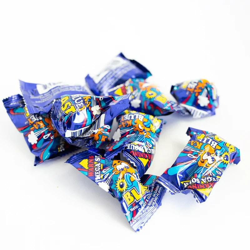 Ka Bluey 10 Piece Sour The Lolly Bug