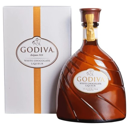 BUY] Godiva White Chocolate Liqueur (RECOMMENDED) at CaskCartel.com