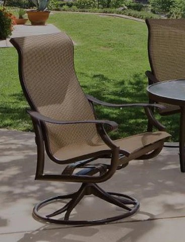 phifertex solid outdoor mesh fabric sling chair patio furniture blinds 11 colors