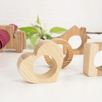 Wood Napkin Rings Wedding Napkin Rings Rustic Napkin Rings Wood Nap Promidesign Uk