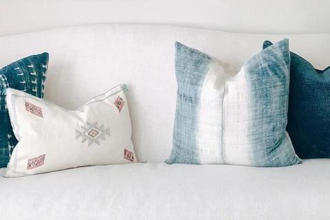 handmade pillows decorative throw