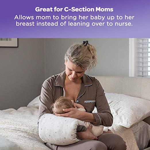 nursie breastfeeding pillow