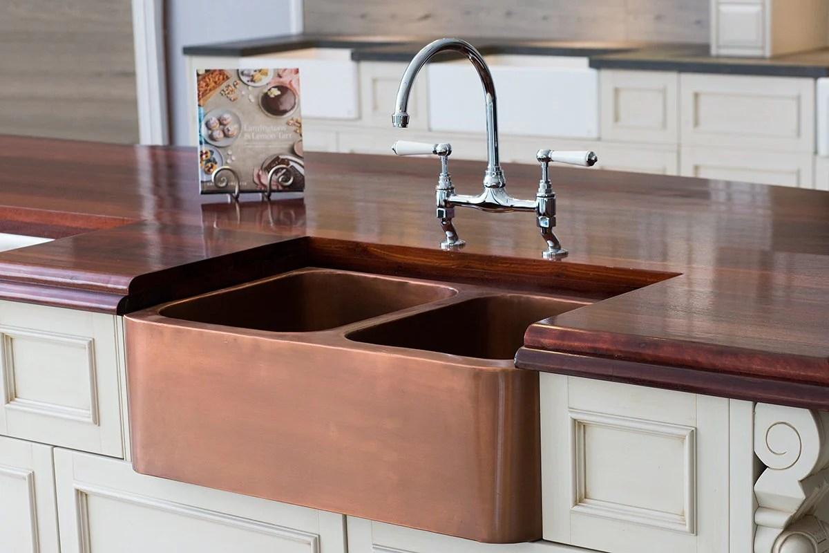 copper kitchen sink baths