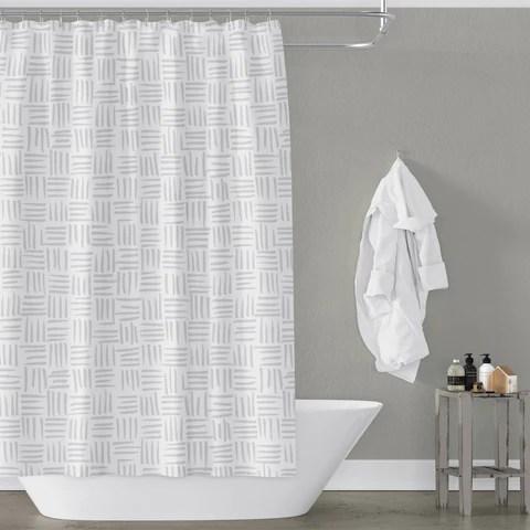 farmhouse shower curtains for unique