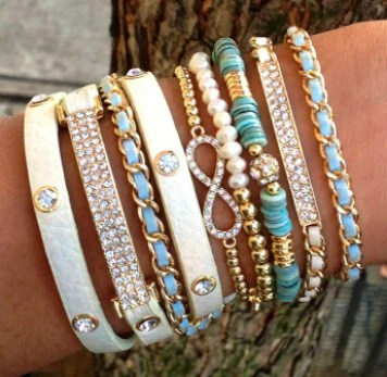 chichime bracelet arm candy
