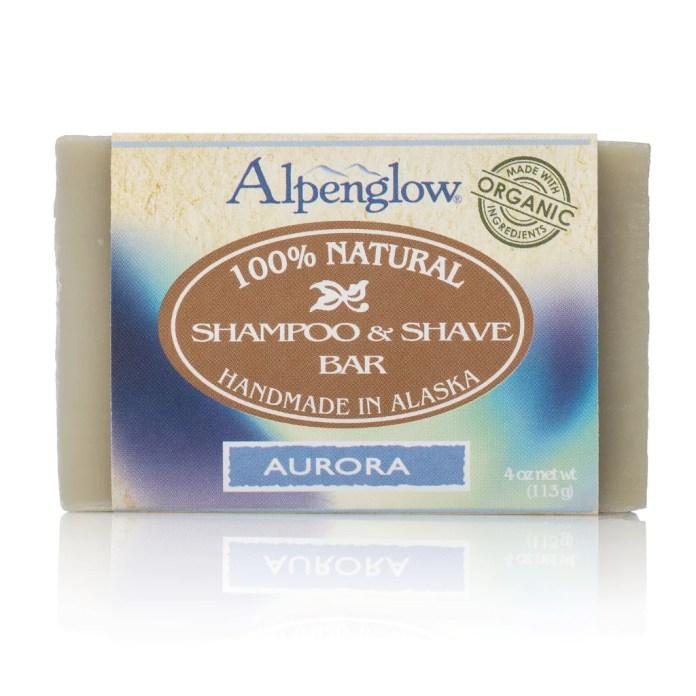Aurora Shampoo & Shave Bar - Alpenglow Skin Care