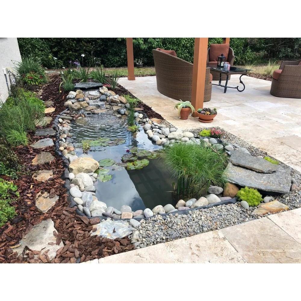 aquascape diy backyard pond kits