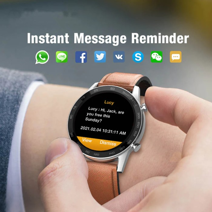 2020 SANLEPUS Bluetooth Calls Smart Watch For Men IP68 Waterproof Smartwatch Health Monitor For Android Apple 2
