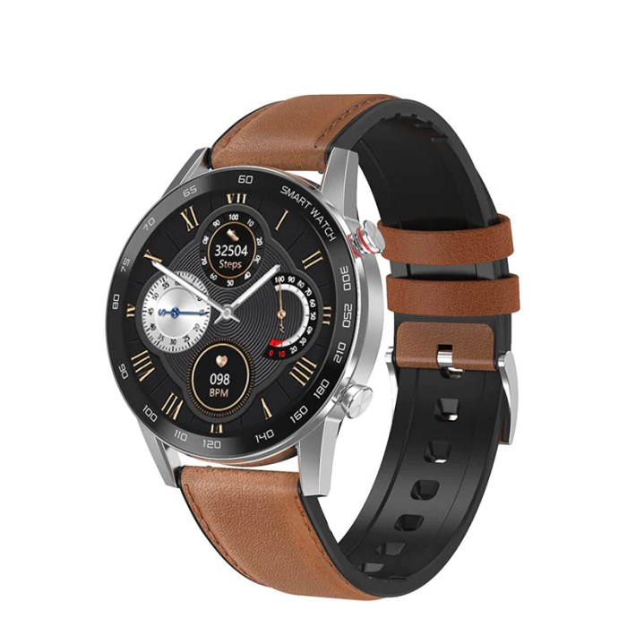 c2020 SANLEPUS Bluetooth Calls Smart Watch For Men IP68 Waterproof Smartwatch Health Monitor For Android Apple 6