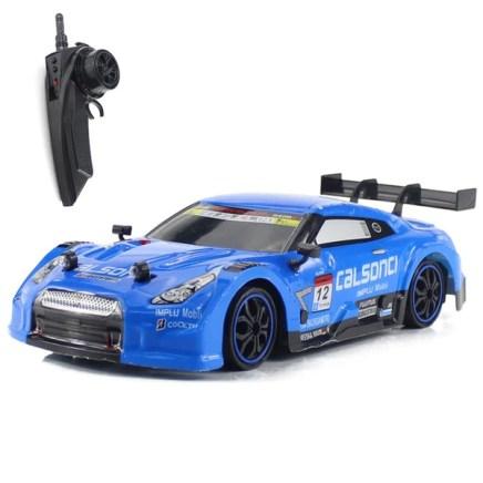 GTR/lexus 4wd Rc Drift Cars blue