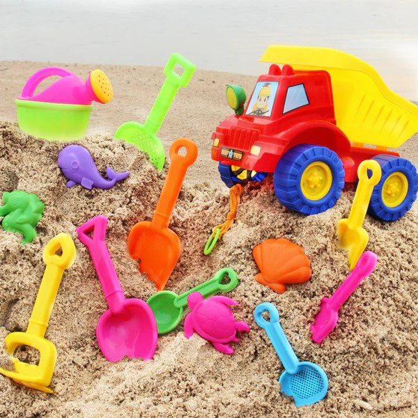 Outdoor Sand and Water Table for Toddlers product example