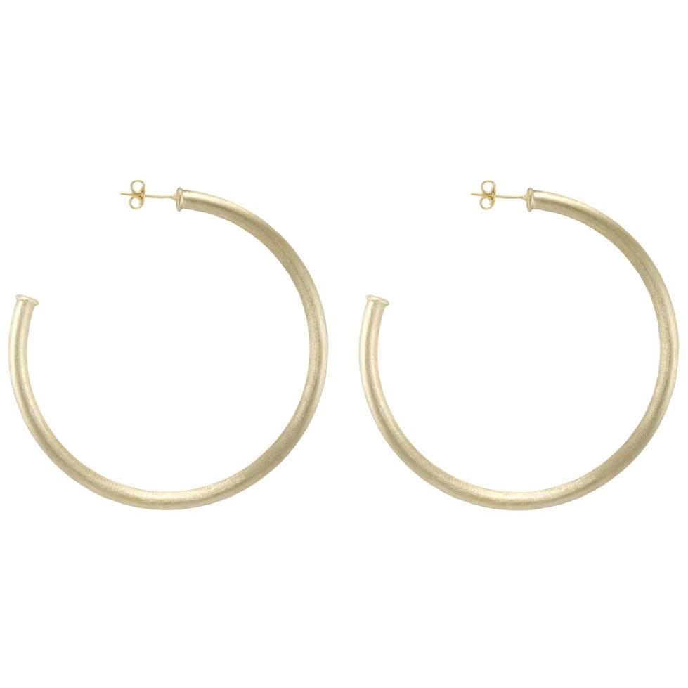 Everybody's Favorite Hoop Earrings