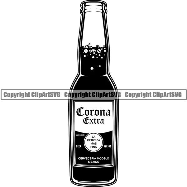 Download Corona Extra Svg